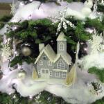 "Citizens State Bank's ""Winter Wonderland"" Close up"